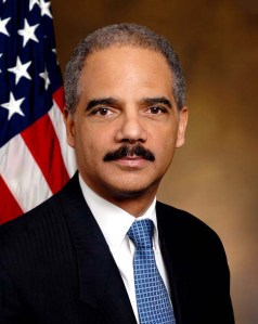 Attorney Général, Eric Holder