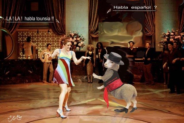mouton espagnol