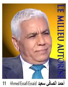 Ahmed Essafi Said