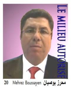 Mehrez Boussayen