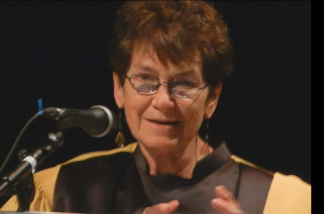 Elizabeth Jelin, sociologue argentine. Photo Le milieu autorisé ©