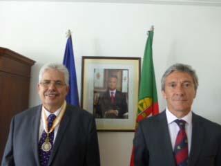 Habib Kazdagli et Luis Faro Ramos