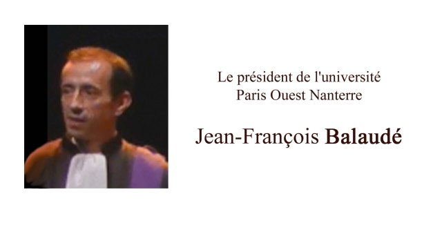 Jean François Balaudé