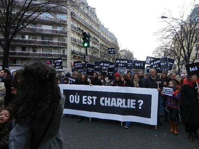 Manif Paris 1