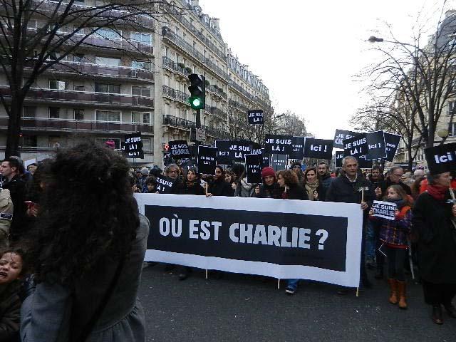 Manif Paris 1