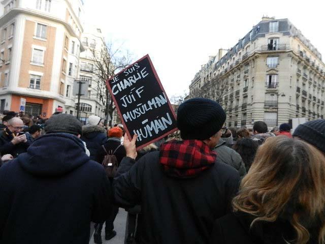 Manif Paris 6