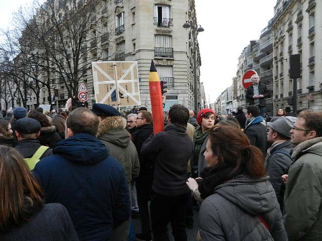 Manif Paris 7